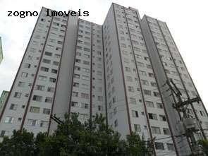 Apartamento Para Venda Em São Paulo, Jardim Andarai, 2 Dormitórios, 1 Banheiro, 1 Vaga - 857