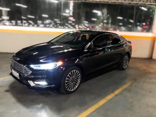 Imagem 1 de 7 de Ford Fusion Awd 2017