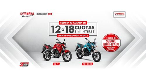 Yamaha Fz Fi 2021 0km A12 A18