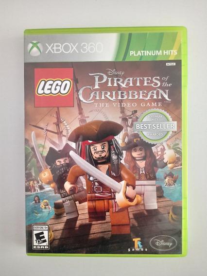 Lego Pirates Of The Caribbean Original Xbox 360 Fisica