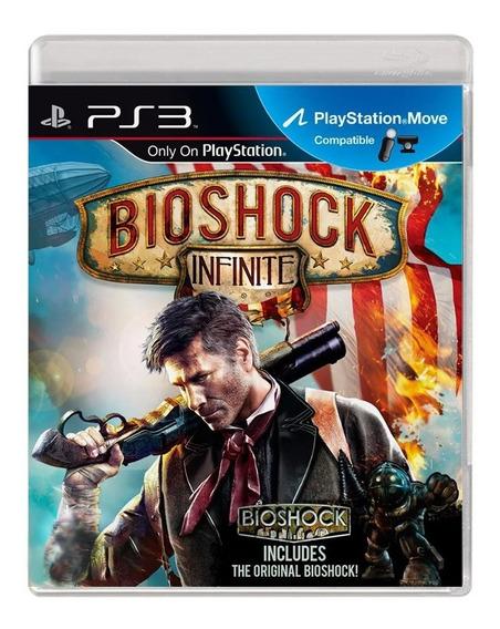 Bioshock Infinite - Ps3 - Original