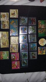Tazo Cards Figurinhas Elma Chips Leia O Anúncio Itens Raro