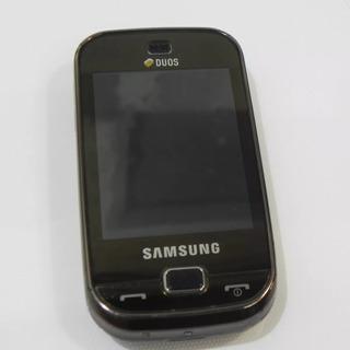 Samsung Duos Gt-b5722 Marrom Escuro Desbloqueado - Usado