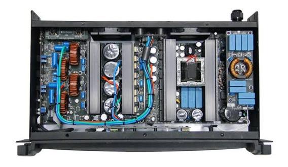 Amplificador 7200 Watts Rms