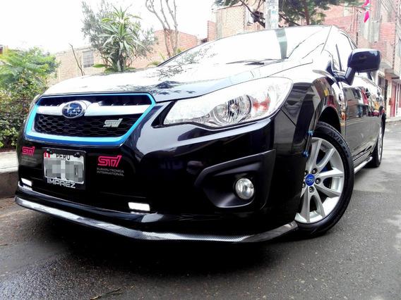 Subaru Impreza Super Full Y Deportivo Awd