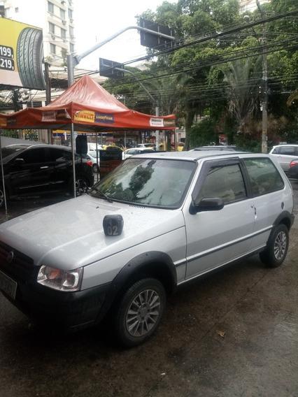 Fiat Uno Fire 2008 2-portas