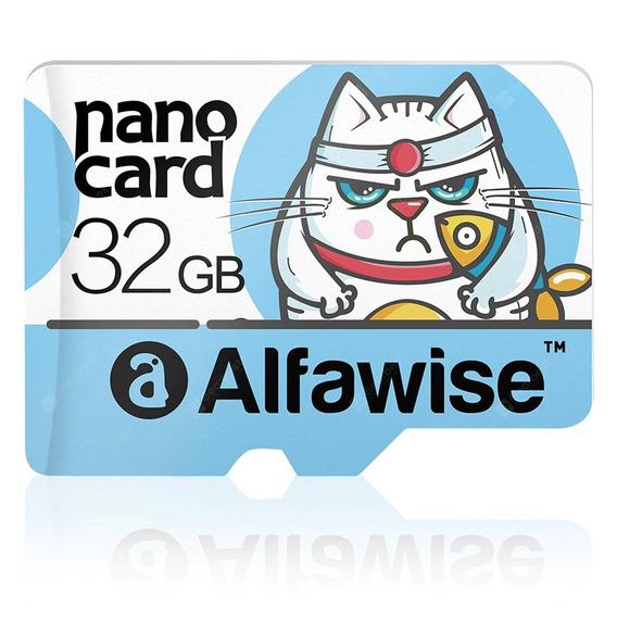 Cartão De Memória Micro Sd 32gb 80mb/s Clas10 Origi