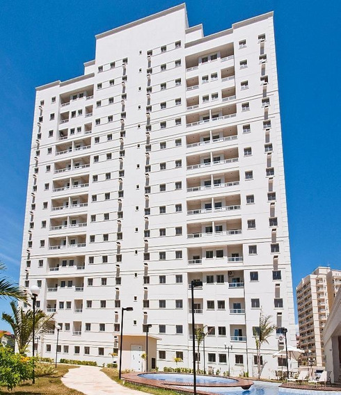 Apartamento Em Cambeba, Fortaleza/ce De 53m² 3 Quartos Para Locação R$ 1.300,00/mes - Ap267818