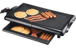 Brentwood Appliances Electric O No-stick Griddle