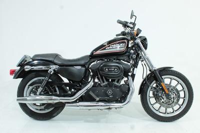 Harley-davidson Sportster Xl 883 R 2010 Preta