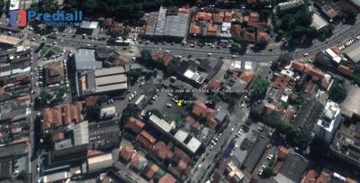 Terreno De 760m2 - Santo Amaro - Próx Metrô Adolfo Pinheiro - Te0011