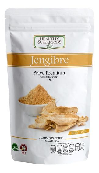 Jengibre Premium En Polvo 1 Kg