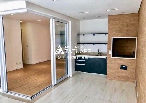 Imagem 1 de 15 de Condomínio Spetacollo Tatuapé - Rua Serra De Botucatu, 1991 - Ap000138 - 34438746