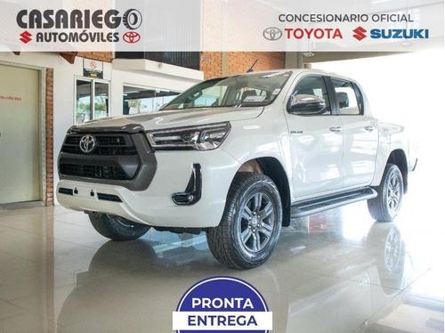 Toyota Hilux Srv 4x2 Nafta 2.7 2021 0km