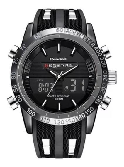 Relógio Readeel Mod. Nf-9024 Analógico/digital Esportivo