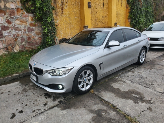 Bmw Serie 4 2.0 420ia Coupe Sport Line At 2016