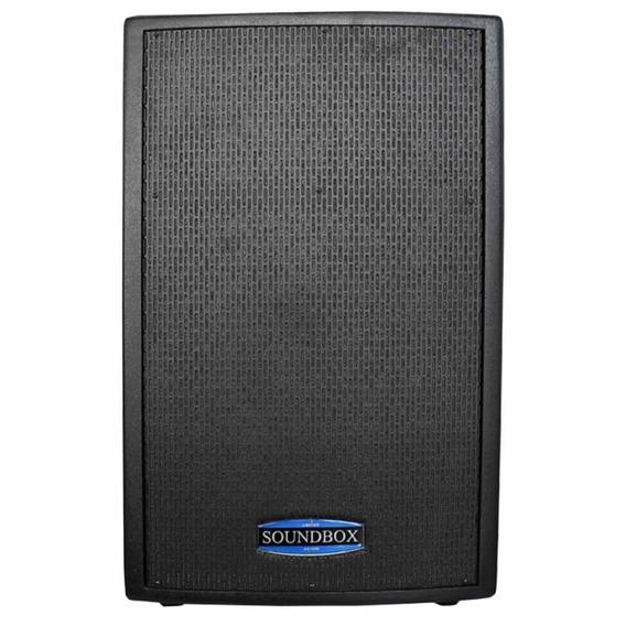 Ms15 - Caixa Acústica Ativa 500w Ms 15 Preta - Soundbox