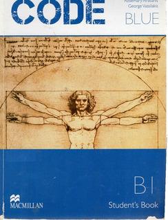 Code Blue B1 - Student S Book - Aravanis Y Vassilakis