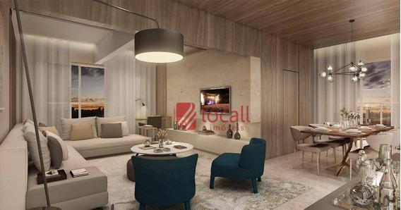 Apartamento Residencial À Venda, Jardim Panorama, São José Do Rio Preto. - Ap0854