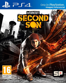 Infamous Second Son / Juego Físico / Ps4