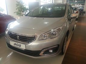 Peugeot 408 1.6 Allure Plus Thp 163cv 0km Oferta $ 588.200