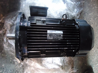 Motor Electrico, Ac Motoren Gmbh, 12hp 1750 Rpm Trifasic