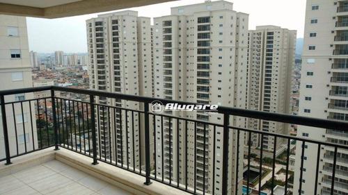 Imagem 1 de 21 de Apartamento Com 2 Dormitórios Para Alugar, 65 M² Por R$ 1.700/mês - Cidade Maia - Guarulhos/sp - Ap1468
