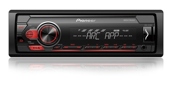 Media Receiver Pioneer Mvh-s118ui Usb Mixtrax