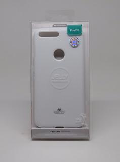 Funda Google Pixel Xl Mercury Goospery Jelly Case Blanco