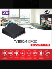 Convertidor Smart Tv Convertir Tv Box Android 8gb Mini