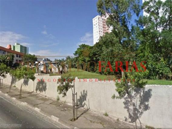 Terreno Localizado Na Avenida Interlagos Excelente Para Conj. Comerciais, Salas 8.500,00 Metros - Sz92