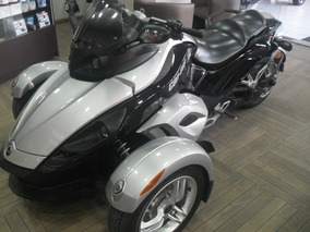 Triciclo Can-am Spyder Rs Semi-automatica 2009