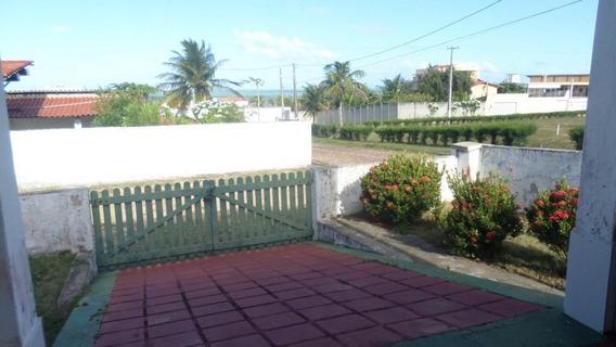 Praia De Buzios, De Esquina, 448m² De Terreno, 06 Vagas De Garagem - Ca7061