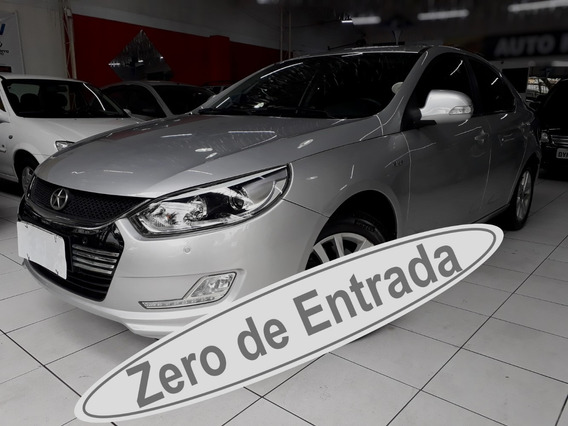 Jac Motors J5 Sedan 1.5 Com Multimídia / Temos J3 J5 J6