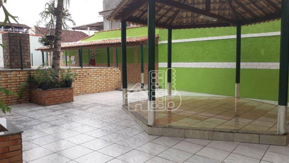 Apartamento Com 1 Dormitório À Venda, 396 M² Por R$ 850.000 - Comendador Reis - Magé/rj - Ap2538