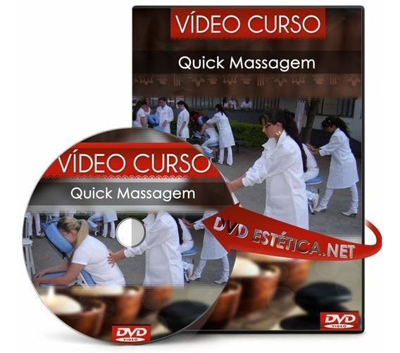 Vídeo Aula De Quick Massagem - Assista Online