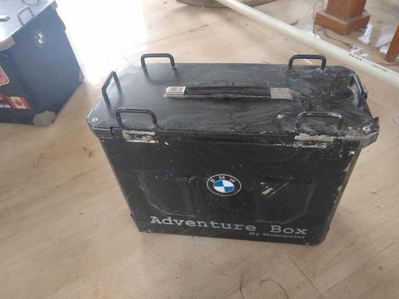 Vendo 3 Bauletos De Alumínio Adventure Usado Pra Moto Gs 800
