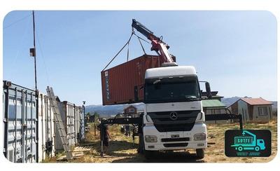 Venta Y Alquiler De Containers (20 Y 40 Pies), Transporte