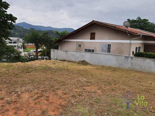 Imagem 1 de 7 de - Terreno Com 716,86  O Bairro Itoupavazinha - Te0207
