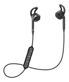 Auricular Bluetooth Manos Libres Sport Fit Noganet Bt325 Mic Bateria Silicona Ergonomico