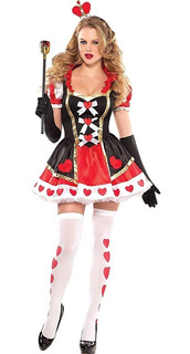 Amscan Charmed Queen Disfraz De Halloween Para Mujer, Extra