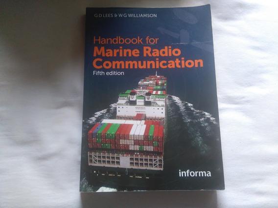 Livro Handbook For Marine Radio Communication