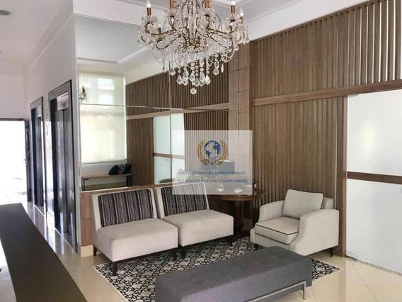 Apartamento Com 3 Dormitórios Para Alugar, 107 M² Por R$ 4.700/mês - Cambuí - Campinas/sp - Ap0469