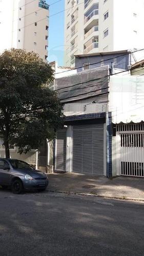 Casa Sobrado Em Chácara Inglesa  -  São Paulo - 6563