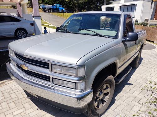 Imagem 1 de 14 de Chevrolet Silverado 2001 4.2 D20 2p