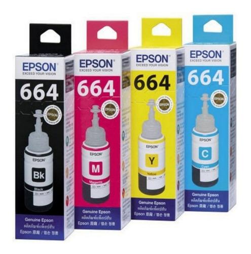 Tintas Original Epson L360-l380-l355-l210. Precio Por Unidad