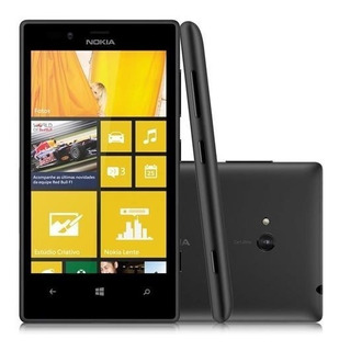 Smartphone Nokia Lumia 720 Preto