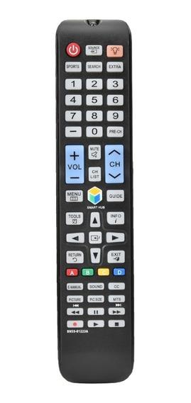 Controle Remoto Sem Fio Hd Smart Tv Para Samsung Smart Tv Bn
