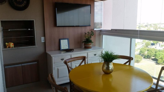 Apartamento Em Icaray, Araçatuba/sp De 94m² 3 Quartos À Venda Por R$ 550.000,00 - Ap90129