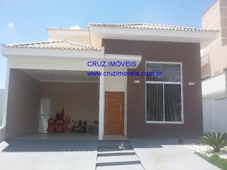 Casa Terrea A Venda Em Condomínio Fechado - Golden Park Alfa Residence - Sorocaba/sp - Ca00567 - 4475706